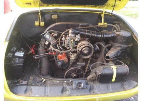 1974 Karman Ghia